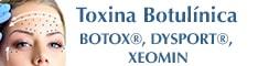 Toxina botulínica botox, xeomin, dysport Rio de Janeiro e Brasilia