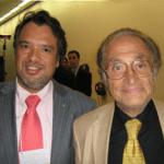Dr. Gustavo R. Moreno e Dr. Illouz criador da lipoaspiração