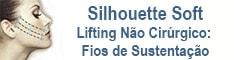 lifting facial com fios de sustentação silhouette Rio de Janeiro e Brasilia